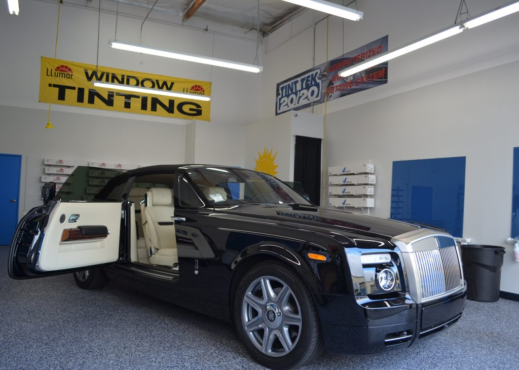 Rolls Royce Tint