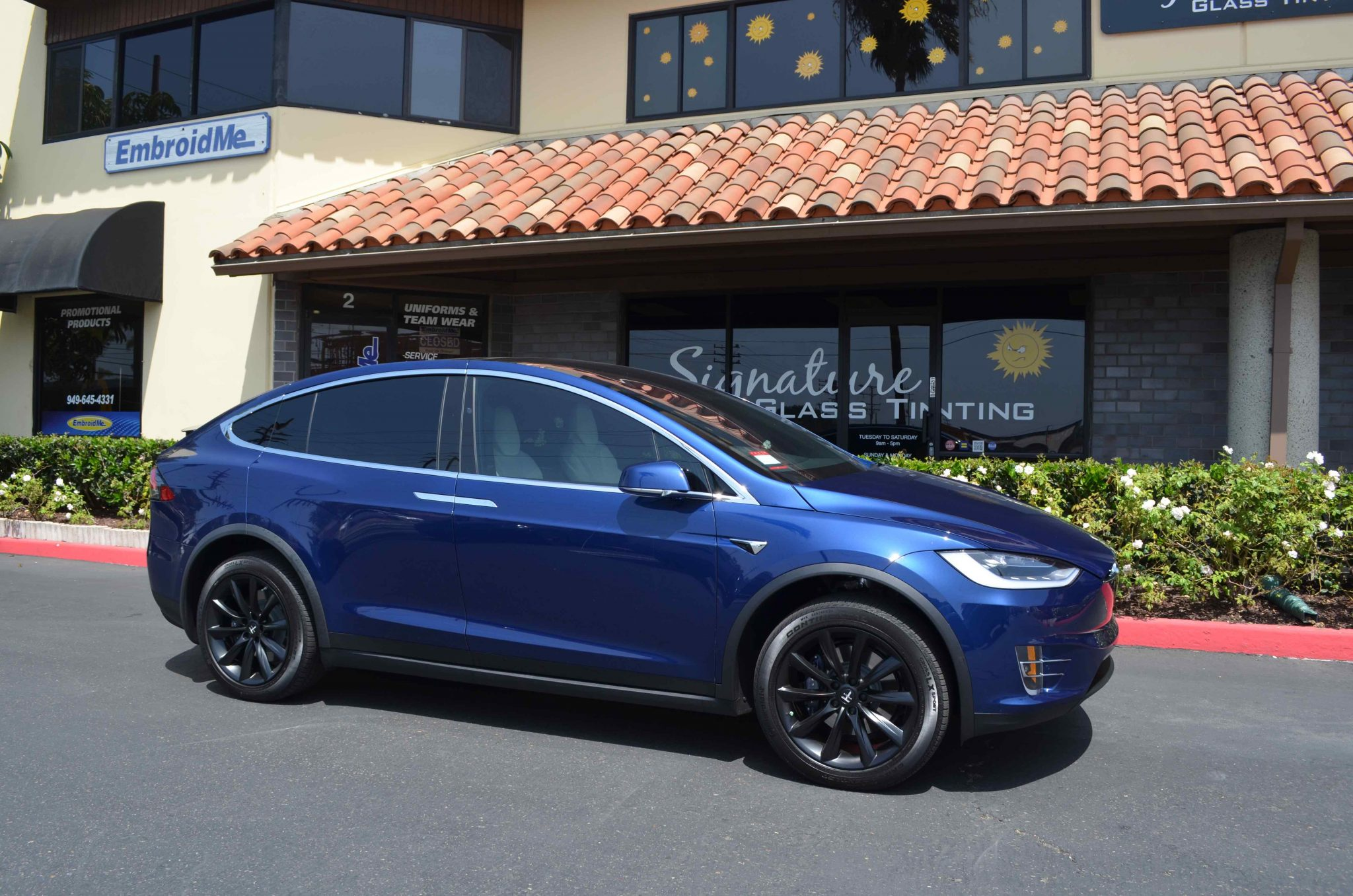 California Window Tint >> Orange County California S Tesla Window Tinting Experts